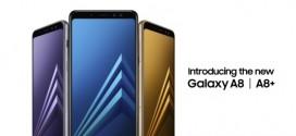 Les Samsung Galaxy A8 et A8+ (2018) officiellement dévoilés