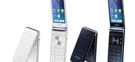 Samsung Galaxy Folder : un clamshell coréen sous Android