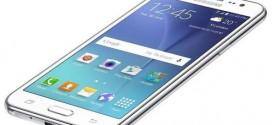 Le Samsung Galaxy J2 lancé en Inde