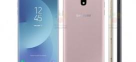 Samsung Galaxy J7 2017 : de nouveaux rendus