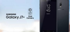 Le Samsung Galaxy J7+ présenté en Thaïlande