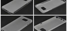 Samsung Galaxy Note 5 et S6 Edge Plus : photos de coques en fuite