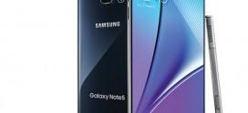 Le Samsung Galaxy Note 5 disponible en Europe début 2016