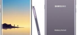 Samsung Galaxy Note 8 : un dernier rendu avant l'officialisation