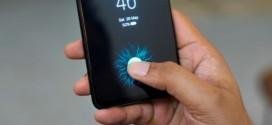 Le Galaxy S10 ne sera pas le premier smartphone Samsung doté d'un lecteur d'empreintes intégré à l'écran