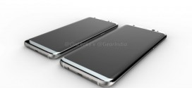 Samsung Galaxy S8 et S8 Plus : de nouveaux rendus dans une vidéo