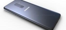 Le Samsung Galaxy S9+ apparaît dans une vidéo