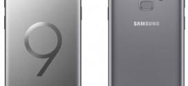 Samsung Galaxy S9 : des couleurs et des specs
