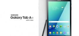 La Samsung Galaxy Tab A 2016 avec S Pen officialisée