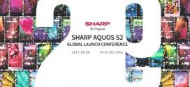 Sharp Aquos S2 : une présentation officielle pour le 08 août