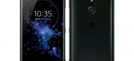 MWC 2018 : Sony dévoile l'Xperia XZ2