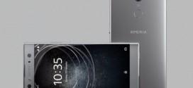 CES 2018 de Las Vegas : Sony présente l'Xperia XA2 Ultra