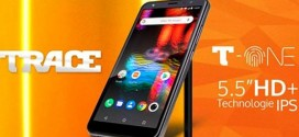 Trace T-ONE : un smartphone musical