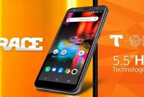 Trace T-ONE : un smartphone musical