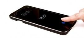 Vivo : un smartphone avec lecteur d'empreintes digitales sous l'écran