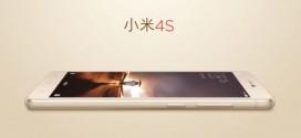 MWC 2016 : Xiaomi dévoile le Mi4S