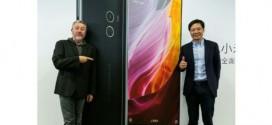 Xiaomi Mi Mix : déjà une seconde génération en préparation