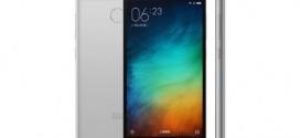 Le Xiaomi Redmi 3S se dévoile