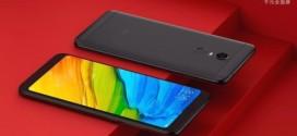 Xiaomi Redmi 5 et Redmi 5 Plus : les images officielles