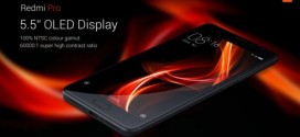 Le Xiaomi Redmi Pro dévoilé