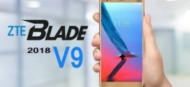 Le ZTE Blade V9 2018 certifié en Chine
