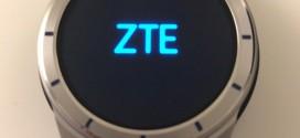 ZTE Quartz : une montre chinoise sous Android Wear