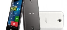 IFA de Berlin 2015 : Acer présente les Liquid Z330 et M330