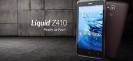Acer : une ODR pour le Liquid Z410