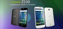 Acer : le Liquid Z530 disponible en France