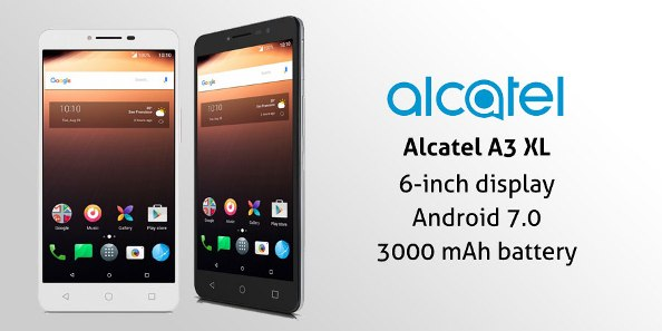 1alcatel a3 xl-4