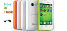 Alcatel OneTouch Fire : une mise à jour vers FireFoxOS 2.5