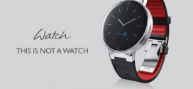 Alcatel One Touch présente Watch, sa montre connectée