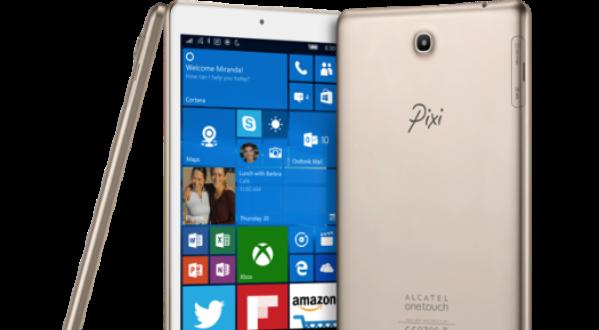 CES de Las Vegas : Alcatel OneTouch présente une tablette ...
