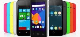 Alcatel One Touch Pixi 3 : trois OS sinon rien