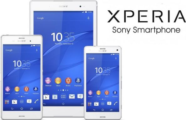 1android 5.1 sony xperia-Z3-gamme