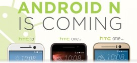 Android N arrive chez HTC