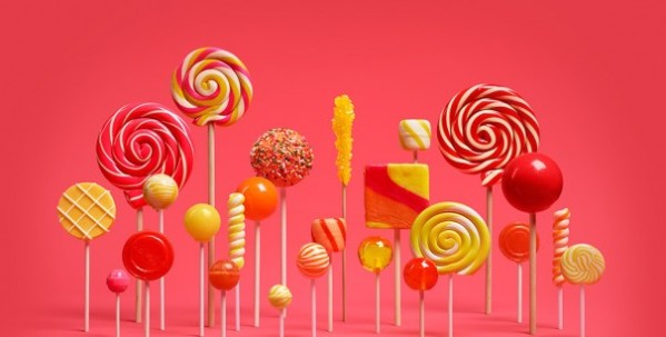 1android lollipop 5.1