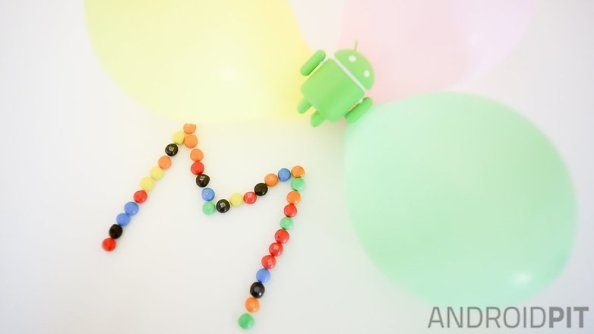 1android m
