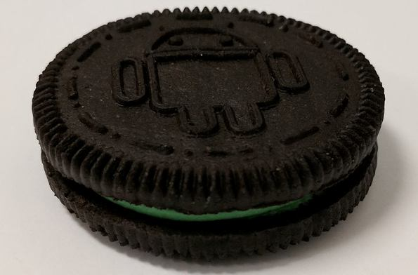 1android oreo cookies