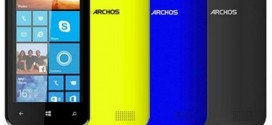 Archos 40 Cesium : sous le signe de Windows
