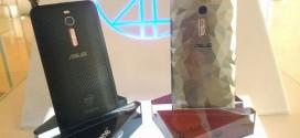 Asus : un ZenFone 2 avec 256Go de mémoire