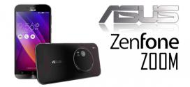 CES de Las Vegas : L'Asus ZenFone Zoom lancé en février