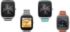 Asus présente la Zenwatch 2