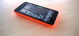 Le Nokia Lumia 530 se dévoile