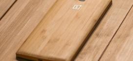 One Plus One : une coque en bambou