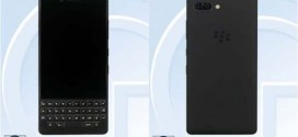 Le BlackBerry KEY2 reçoit de nouvelles certifications