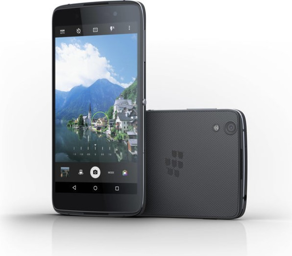 1blackberry neon DTEK50