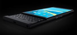 BlackBerry Priv : les premières photos officielles