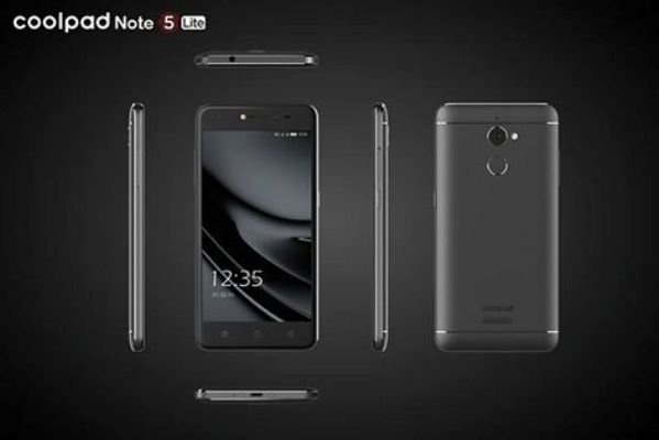 1coolpad note 5 lite