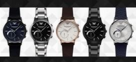 Emporio Armani dévoile sa première montre connectée